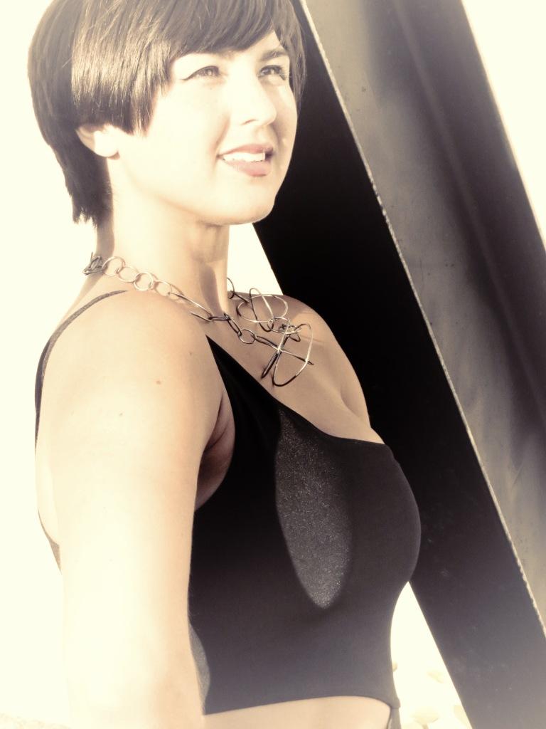 Sami Chu Ramage wearing Kimber Elements
