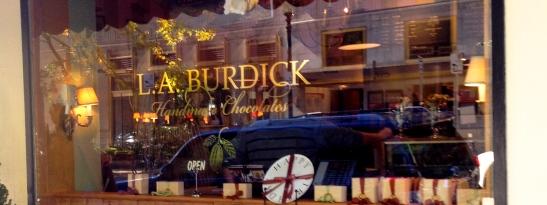 L. A. Burdick