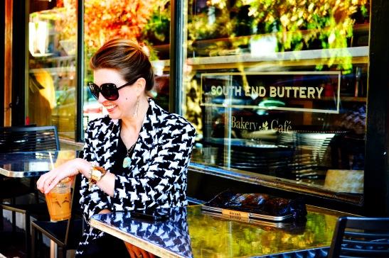 The Boston Fashionista
