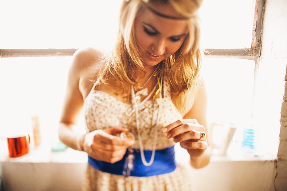 Christina from Christina Nicole Jewelry