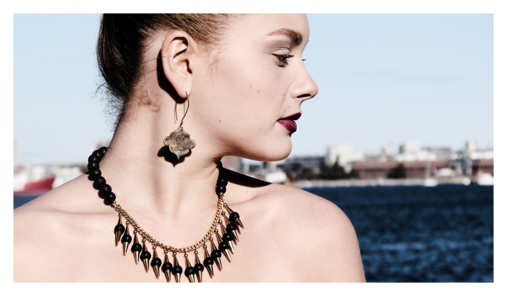 Moroccan Dangle Earrings