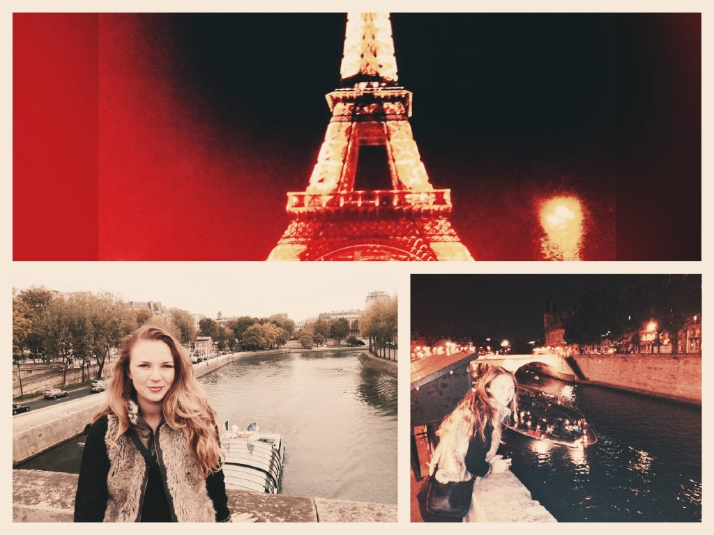 Kara in Paris