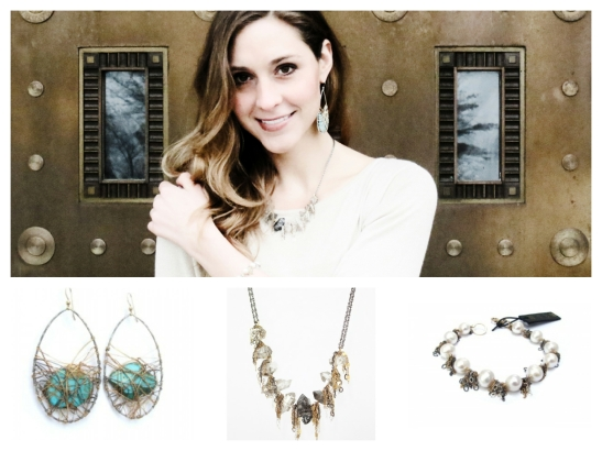 VICTORIA wearing NCB Jewelry