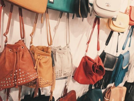 Fringie Bags