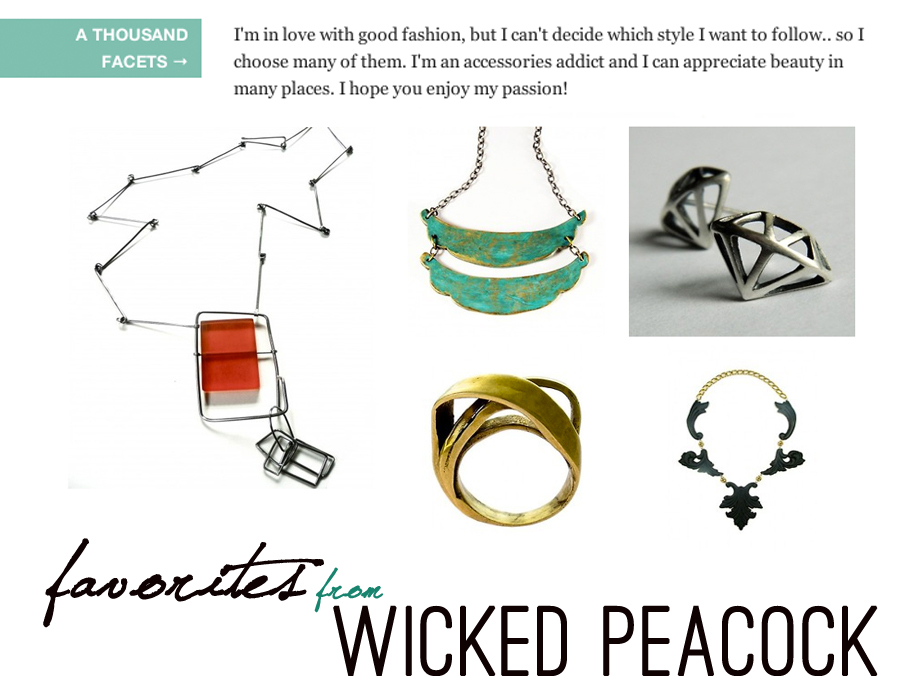 Wicked Peacock Favorites