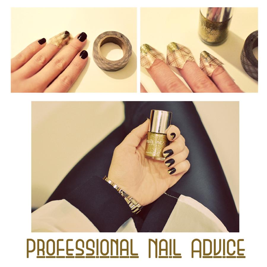 PROFESSIONAL Nail Advice