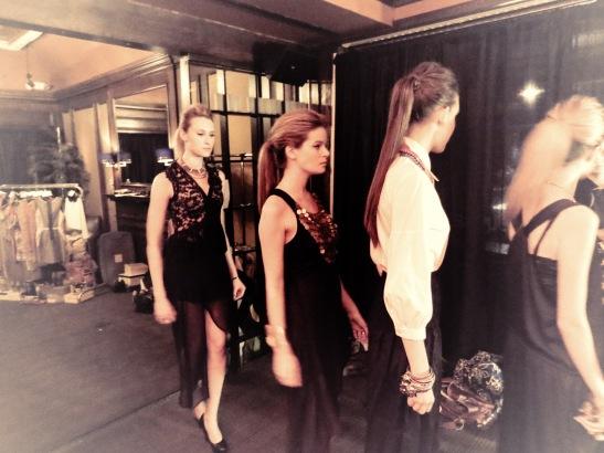 Fashion Show at Gypsy