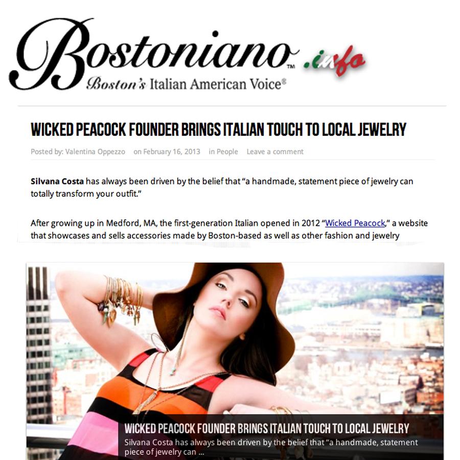 Bostoniano Magazine