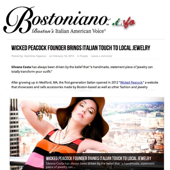 Bostoniano Magazine