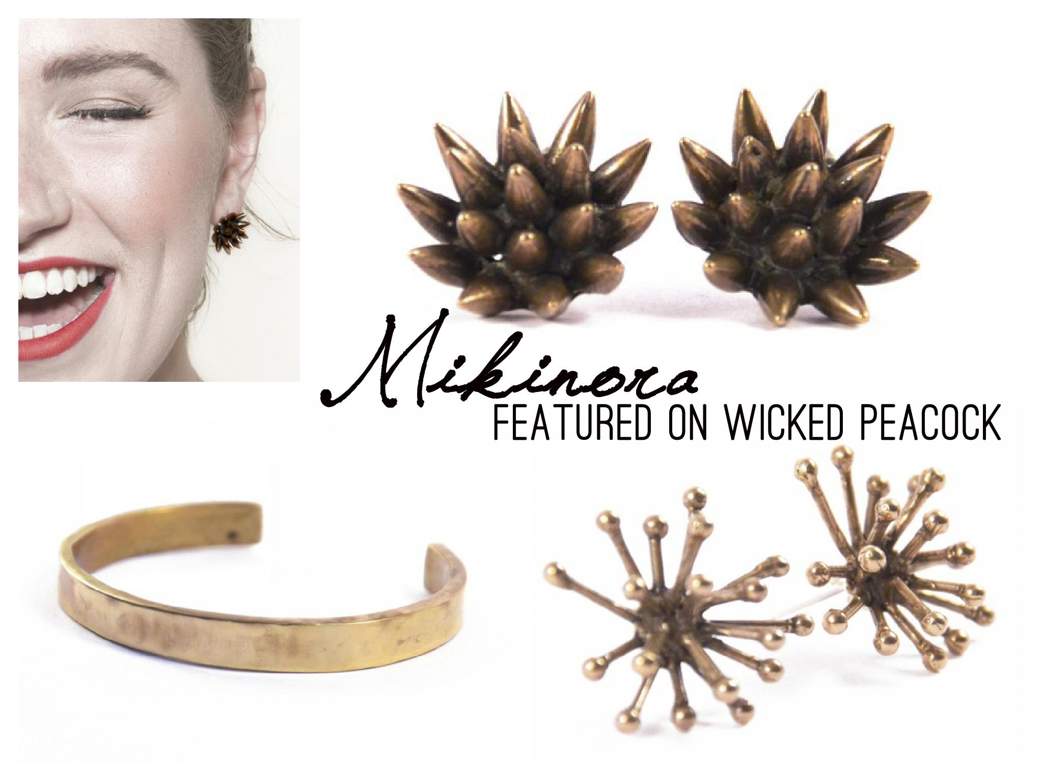 Mikinora on WickedPeacock