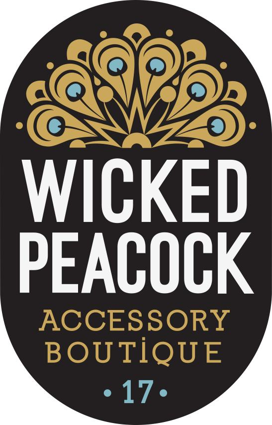 Wicked Peacock Sign